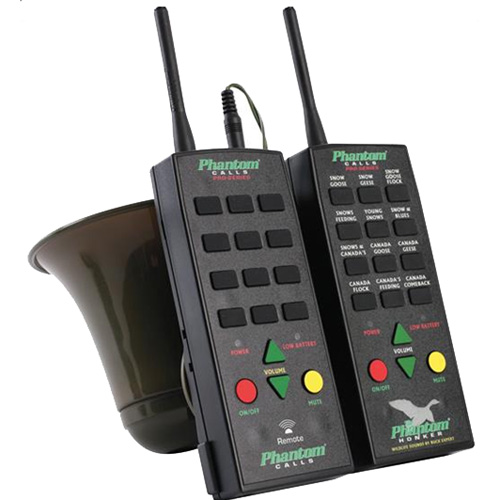 Extreme Dimension Wildlife Phantom Pro-Series Wireless Remote Honker