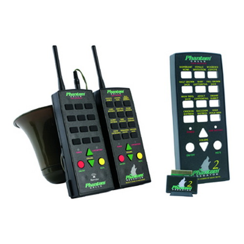 Extreme Dimension Wildlife Extreme Dimension Wildlife Phantom Pro-Series Wireless Remote Predator/Predator 2 Combo ED-WR-399