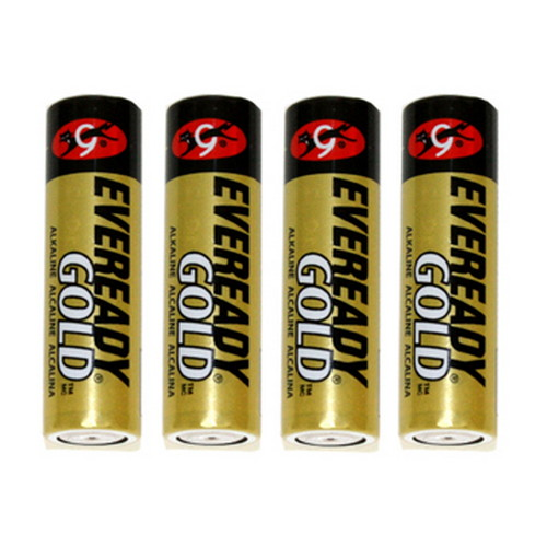 Energizer Energizer Eveready AA Batteries Per 4 A91BP-4