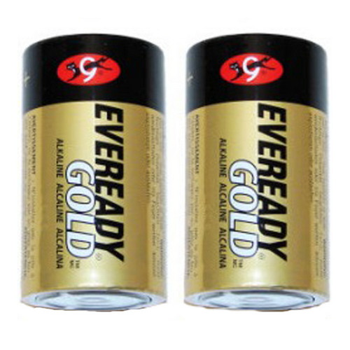 Energizer Energizer Eveready Gold C Batteries Per 2 A93BP-2