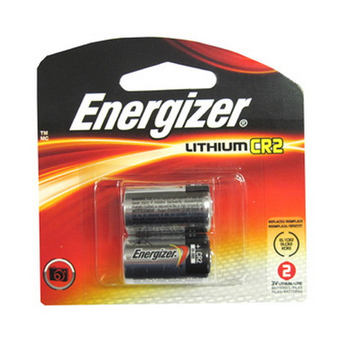 Energizer CR2 Lithium (Per 2) EL1CR2BP2