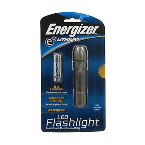 Energizer e2 Lithium LED Flashlight w/ 1AA
