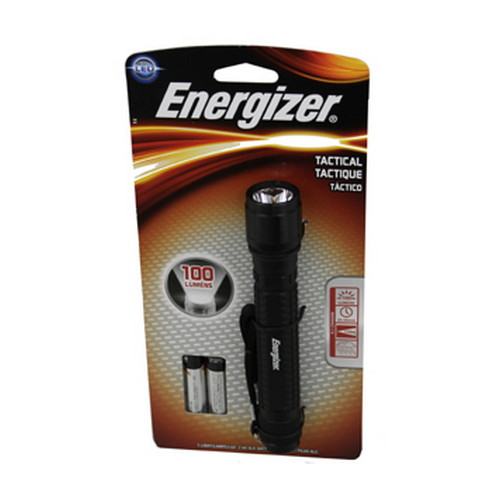 Energizer Energizer Tactical 2AA LED Metal EMHIT21E