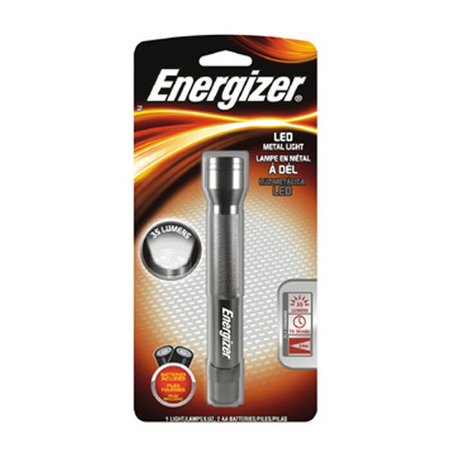 Energizer Energizer Compact 2AA 5-LED Metal ENML2AAS
