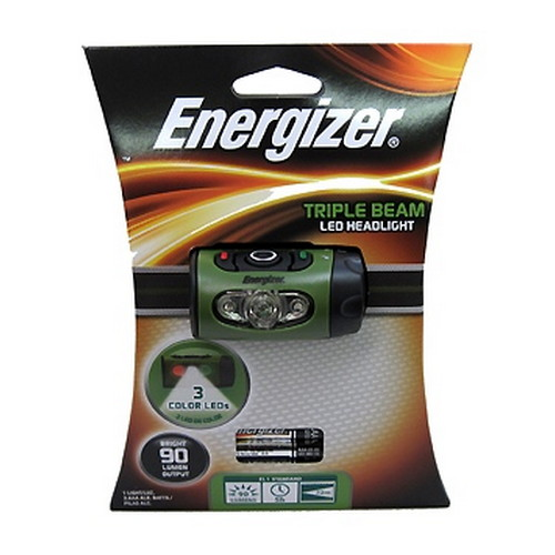 Energizer Energizer Triple Beam LED Headlight HD33A3CE