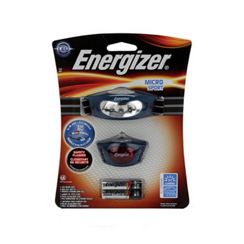 Energizer Energizer Micro Sport 2AAA 4-LED w/Rear Flasher HD3LMS32E