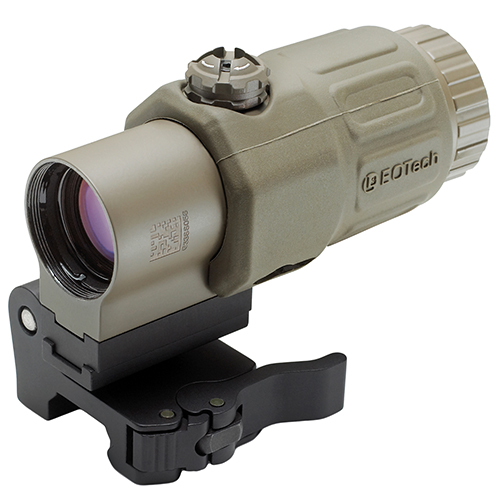 EOTech EOTech G33 Magnifier with STS Tan G33.STS TAN