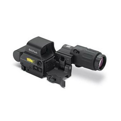 EOTech EOTech EXPS2-2 HWS, G33 Magnifier and (STS) HHS II