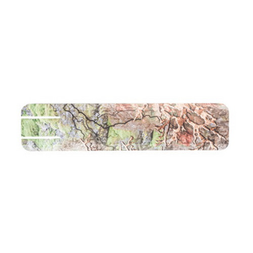 Ergo Ergo Graphic Full Rail Cover, 2-Piece Camo 4340-Camo