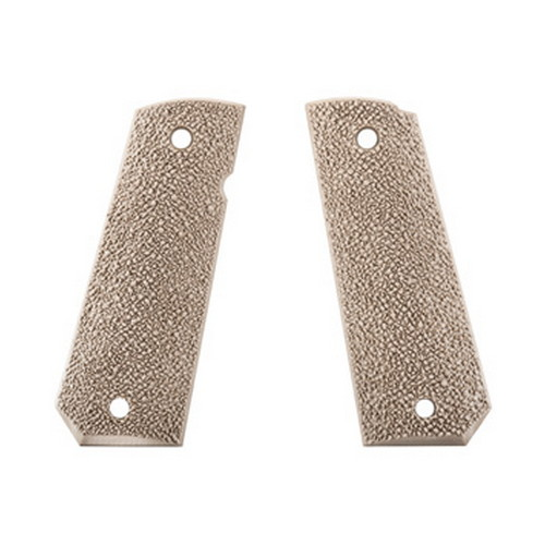 Ergo Ergo XTR 1911 Grip Hard Rubber 2-Piece, Flat Dark Earth 4511-DE