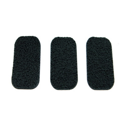 Ergo Ergo GRIPITS 1911 Front Tabs 3 Pack Black Only 4555