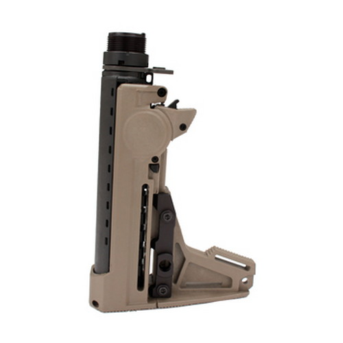 Ergo Ergo F93-AR15/M16 Adjustable ProStock Assembly Black/Tan 4925-BT