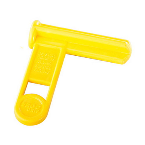 Ergo Shotgun Safety Chamber Flag Yellow 4985-YL