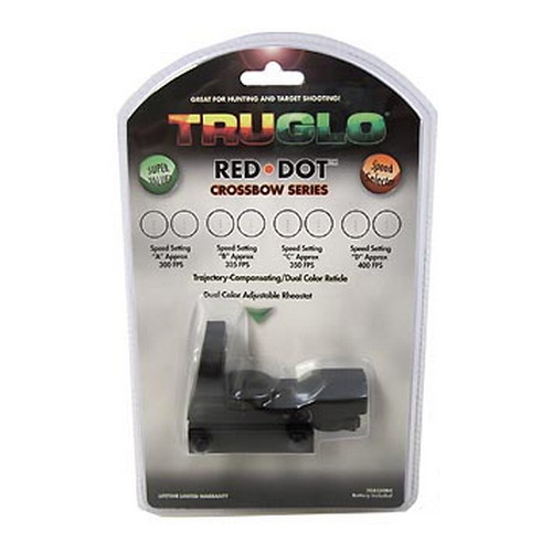 Excalibur Tru-Glo Multi-Dot Red Dot Sight