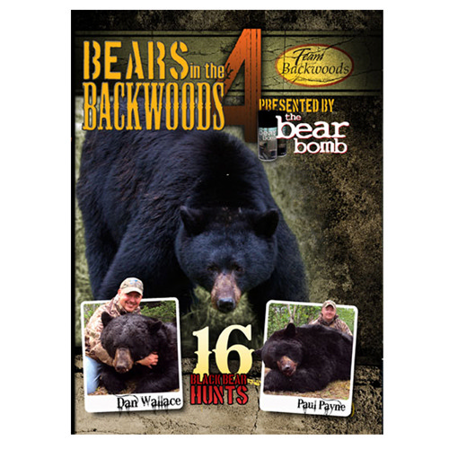 Excalibur DVD - Bears in the Backwoods 3 - 1:45 Min