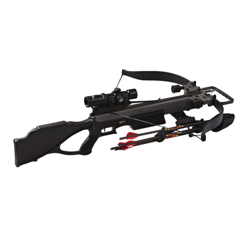 Excalibur Excalibur Matrix w/ Tact-Zone Lite 380 Blackout 3900