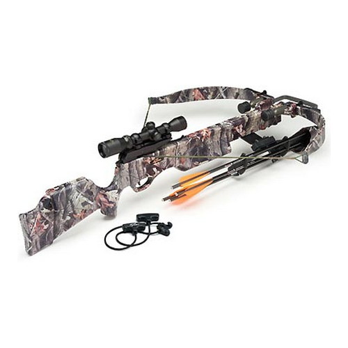 Excalibur Excalibur Exomax Lite Stuff Package, Shadow-Zone Multi-Reticle Scope 6762