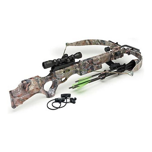 Excalibur Excalibur Equinox Lite Stuff Package, Shadow-Zone Multi-Reticle Scope 6772