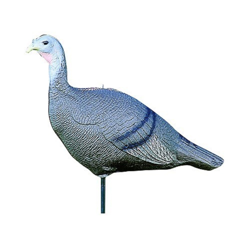 Feather Flex Feather Flex Turkey Decoy W/Stake 3-Position Hen SF00856