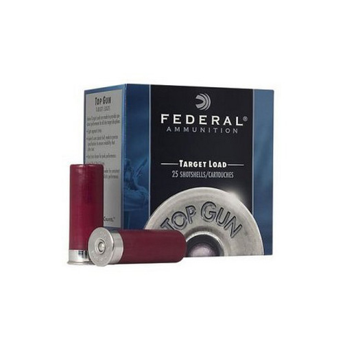 Federal Cartridge 20 Gauge Shotshells Top Gun 2 3/4