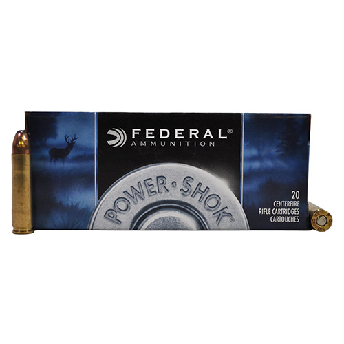 Federal Cartridge Federal Cartridge 30 Carbine 30 Carbine, 110 Gr, Power Shok, (Per 20) 30CA