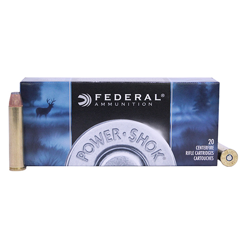Federal Cartridge Federal Cartridge 45-70 Government 300gr, Speer FN PowerShok 4570AS