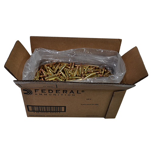 Federal Cartridge .223 Remington 55gr FMJ Bulk /1000 Rounds