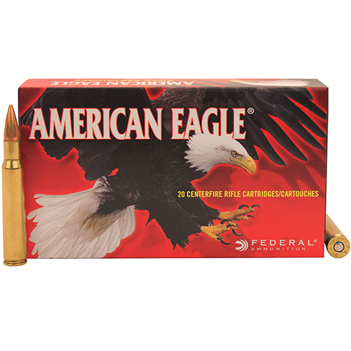 Federal Cartridge Federal Cartridge 30-06 Springfield 30-06 Springfield, 150 grain, FMJBT, (Per 20) AE3006N