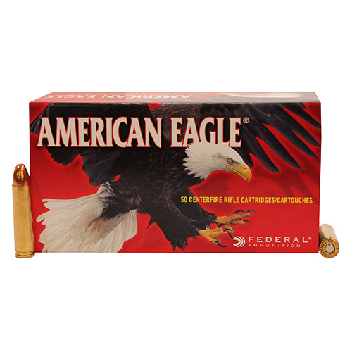 Federal Cartridge Federal Cartridge 30 Carbine 30 Carbine, 110 Gr, FMJ, (Per 50) AE30CB