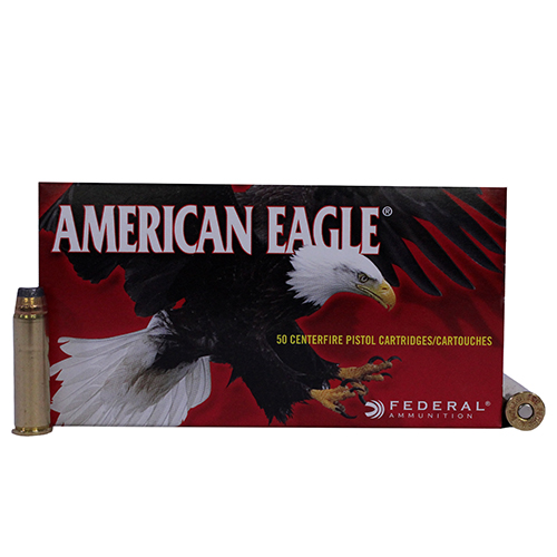 Federal Cartridge 357 Magnum 357 Mag, 158 Grain,  JSP, (Per 50)