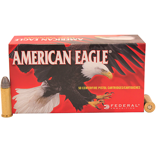 Federal Cartridge Federal Cartridge 38 Special 38 Special, 158gr, Lead Round Nose, (Per 50) AE38B