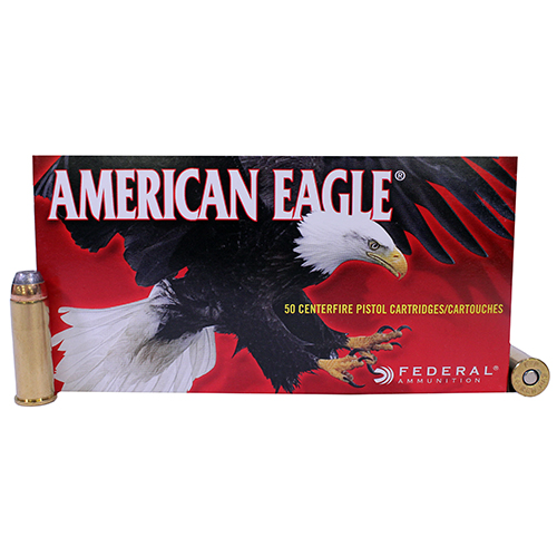 Federal Cartridge 44 Remington Magnum 44 Remington Mag, 240gr, Jacketed Hollow Point, (Per 50)