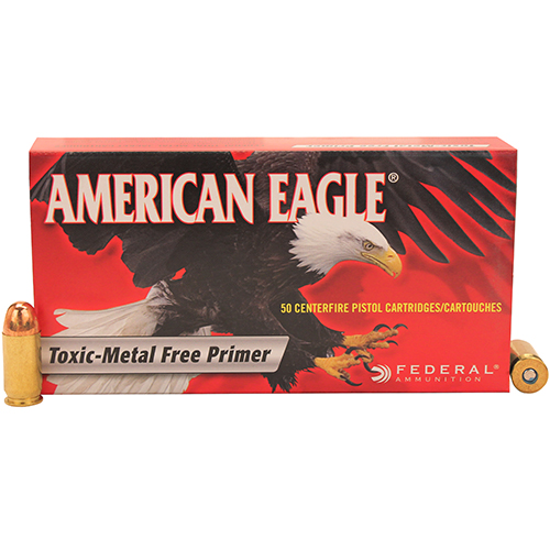 Federal Cartridge Federal Cartridge 45 Automatic 45 Auto, 230gr, Total Metal Jacket, (Per 50) AE45N1