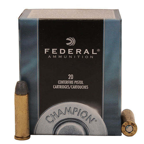 Federal Cartridge Federal Cartridge 32 Harrington & Richardson Magnum 32 H&R Magnum, 95gr, Lead Semi Wadcutter, (Per 20) C32HRA