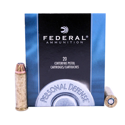 Federal Cartridge Federal Cartridge 32 Harrington & Richardson Magnum 32 H&R Magnum, 85gr, Power Shok Jacketed Hollow Point, (Per 20) C32HRB