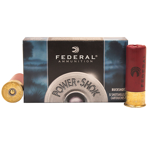 Federal Cartridge Federal Cartridge 12 Gauge Shot shells Classic Buckshot 2 3/4