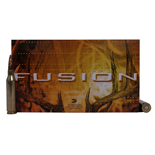 Federal Cartridge Federal Cartridge 260 Remington Fusion, 120gr (Per 20) F260FS1