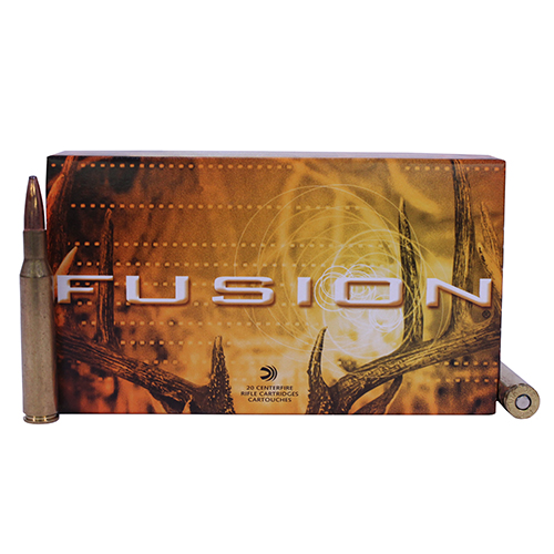 Federal Cartridge Federal Cartridge 270 Winchester 270 Win, 150grain, Fusion, (Per 20) F270FS2