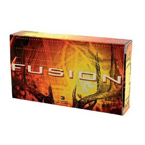 Federal Cartridge Federal Cartridge 270 Winchester 270 Winchester 145gr Soft Point Flat Nose Fusion (Per 20) F270FSLR1