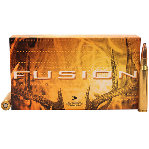 Federal Cartridge Federal Cartridge 280 Remington 280 Rem, 140grain, Fusion, (Per 20) F280FS1