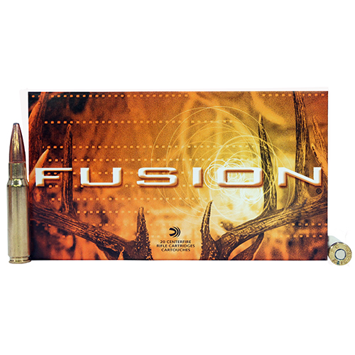 Federal Cartridge Federal Cartridge 338 Federal 338 Federal 200gr Fusion (Per 20) F338FFS2