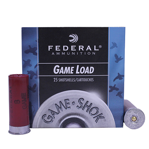 Federal Cartridge Federal Cartridge 12 Gauge Shotshells 2 3/4