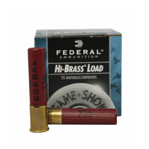 Federal Cartridge Federal Cartridge 410 Shotshells Lead Hi-Brass, 2 1/2