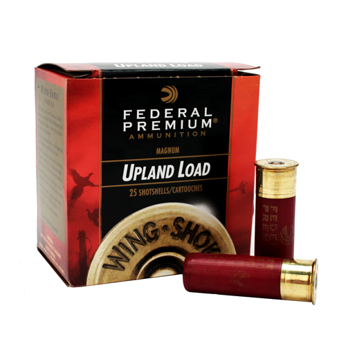 Federal Cartridge Federal Cartridge 12 Gauge Premium Magnum Lead Shotshells 12 Gauge 3