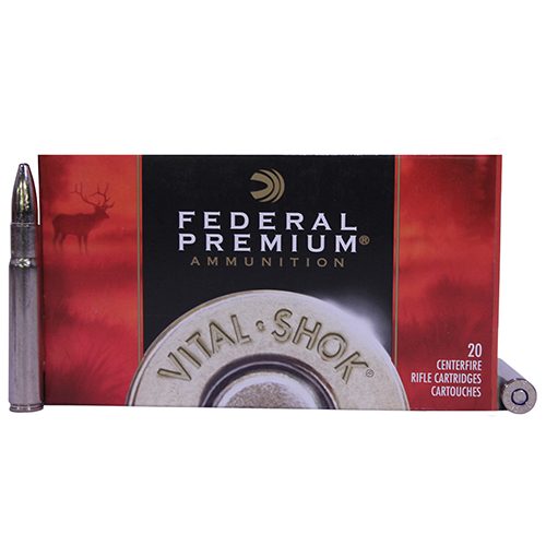 Federal Cartridge 35 Whelen 225Gr. Trophy Bond/20
