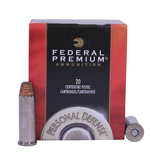 Federal Cartridge Federal Cartridge 38 Special +P, HydraShok, 129gr. Jacketed Hollow Point, Per 20 P38HS1