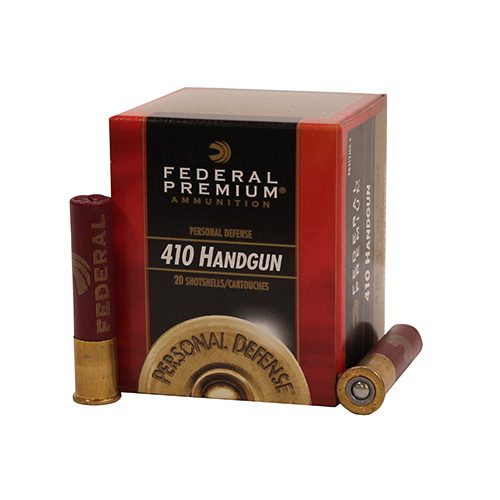 Federal Cartridge Federal Cartridge 410 Shotshells Personal Defense, 2.5