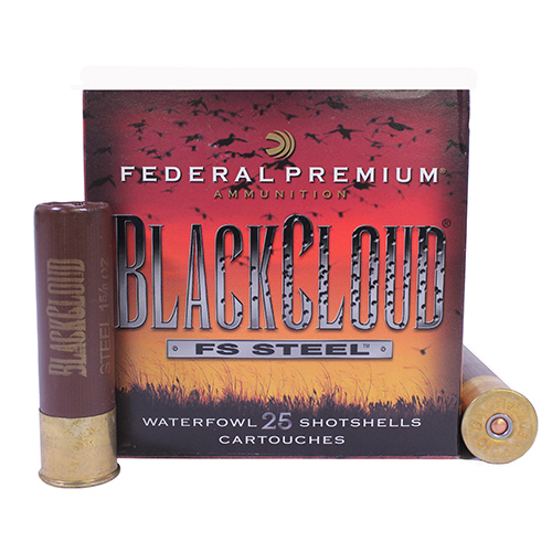 Federal Cartridge 10 Gauge Shotshells Black Cloud, 3.5
