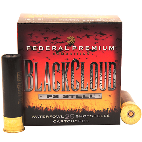 Federal Cartridge Federal Cartridge 12 Gauge Shotshells Black Cloud, 3.5