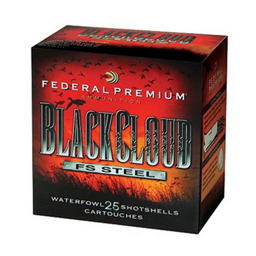 Federal Cartridge 12 Gauge Shotshells Black Cloud, 3.5
